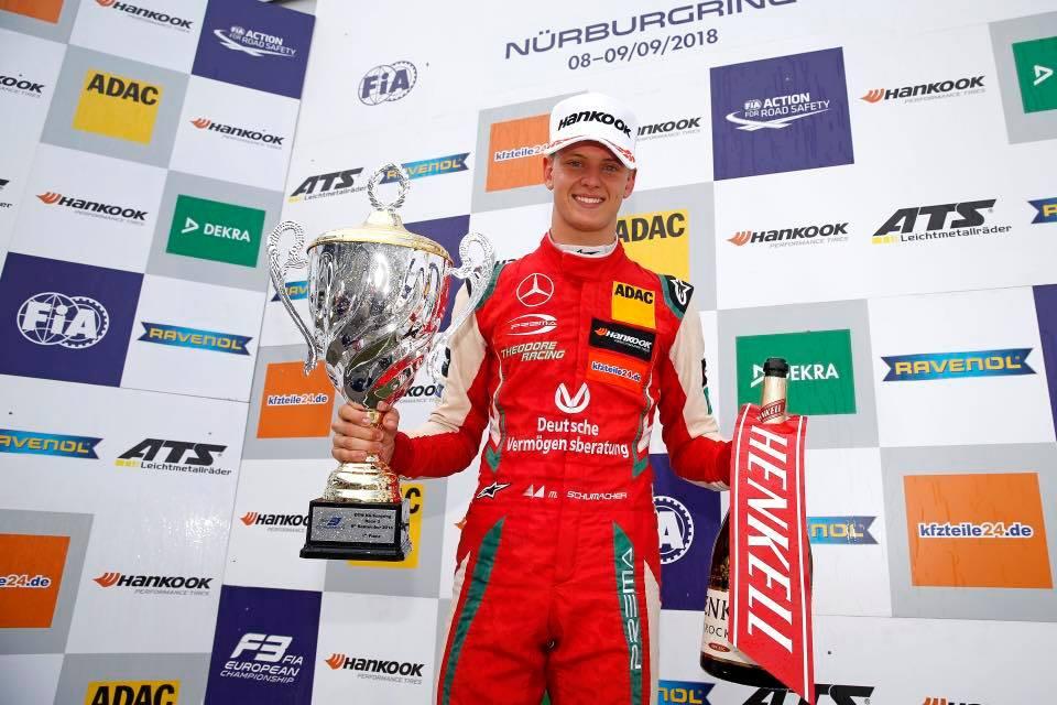 Mick Schumacher na najboljem putu prema Formuli 1