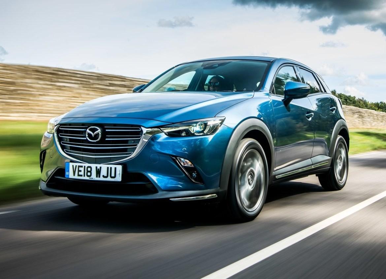 Nova Mazda CX-3 bit će prostranija i praktičnija