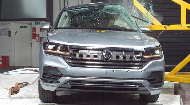 Volkswagen Touareg i Audi A6 nude maksimalnu sigurnost, Suzuki Jimny podbacio