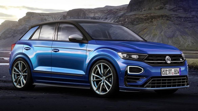 Volkswagen T-Roc R ispaljivat će 305 KS