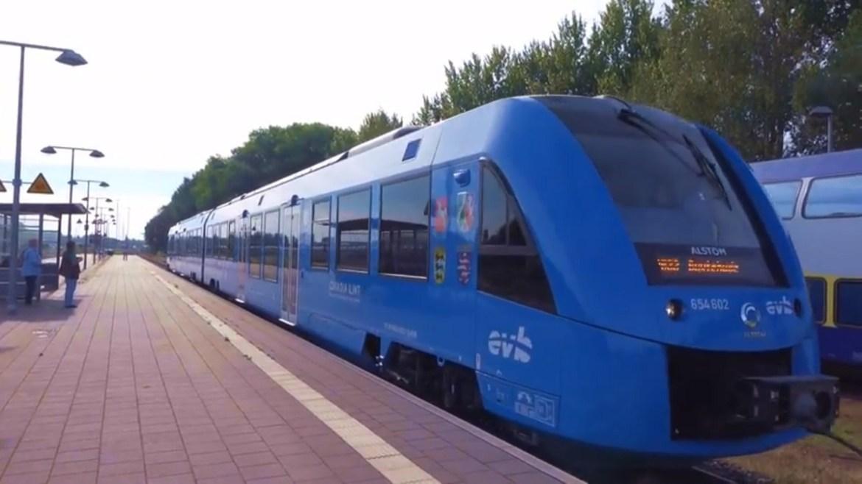 Revolucionaran vlak u okoliš ispušta samo vodenu paru