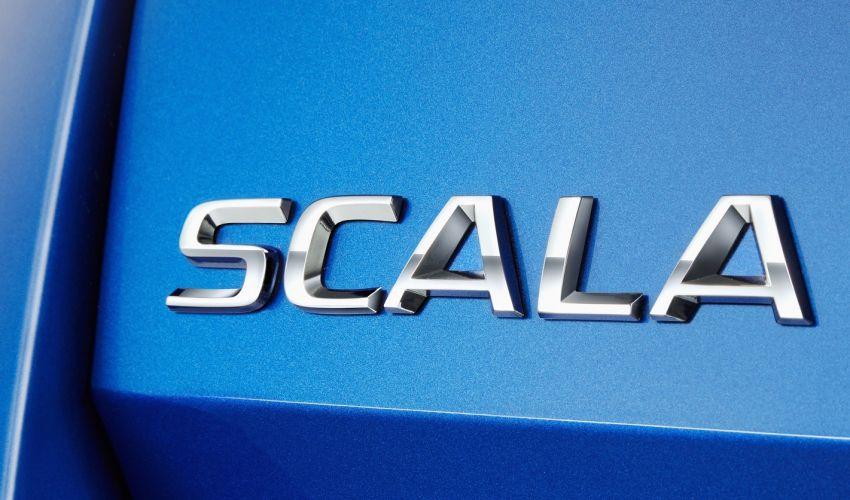Škoda uvodi ime Scala