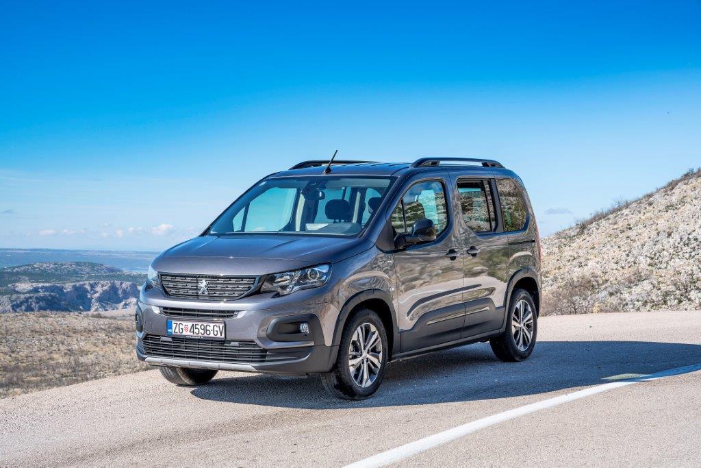 Akcija: novi Peugeot Rifter