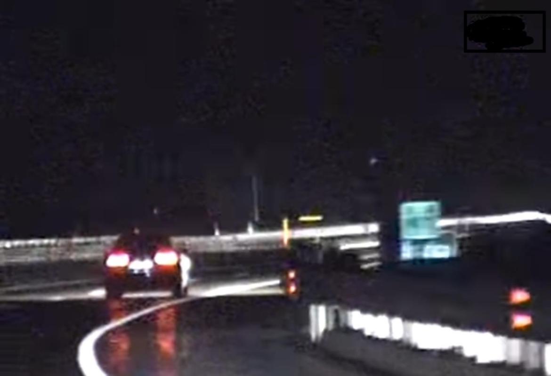 Uhvaćen u prekoračenju dopuštene brzine za više od 110 km/h