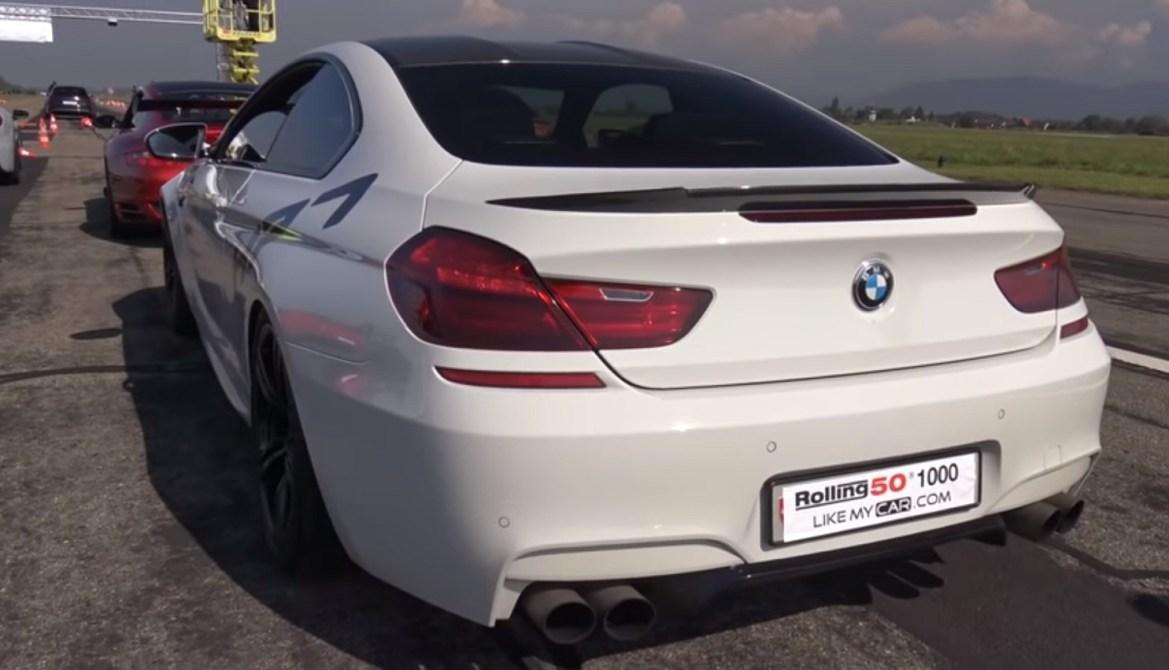 Ovako ubrzava BMW M6 nabijen na okruglo 800 KS