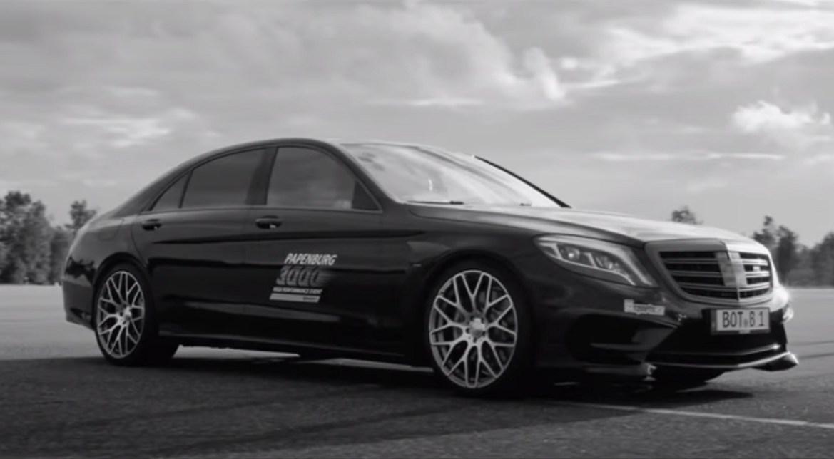 Video: Ovako ubrzava Mercedes-Benz S-klase sa 900 KS