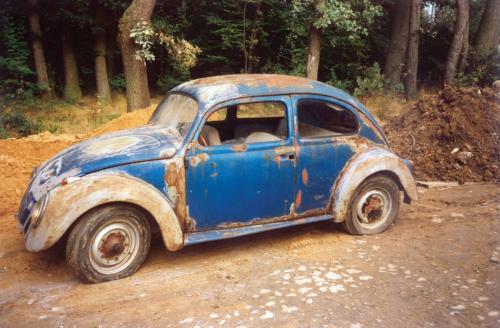 Restaurirana najstarija Volkswagen Buba na svijetu