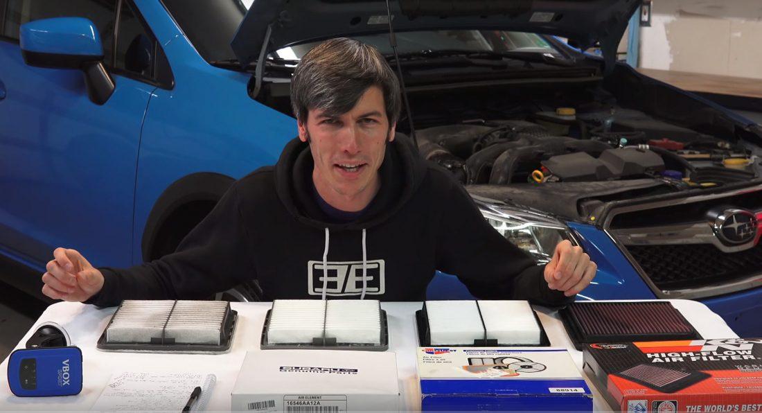 Sportski filtar zraka prvi je korak tuninga automobila