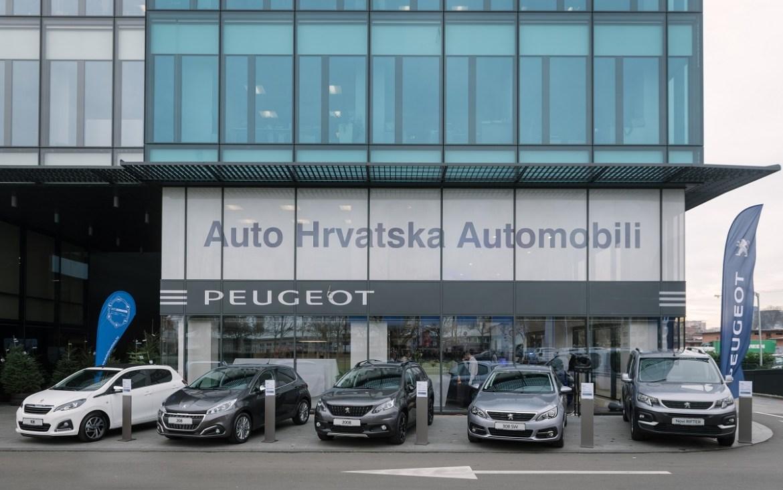 Auto Hrvatska postala novi Peugeot koncesionar u Zagrebu