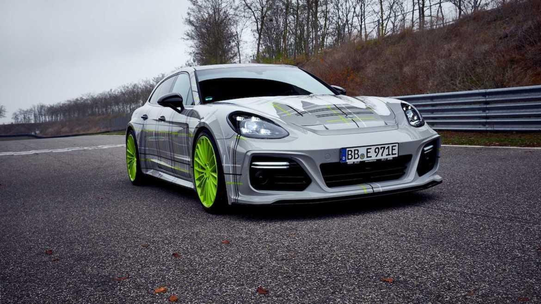 TechArt Porsche Panamera Turbo S E-Hybrid ima 759 KS