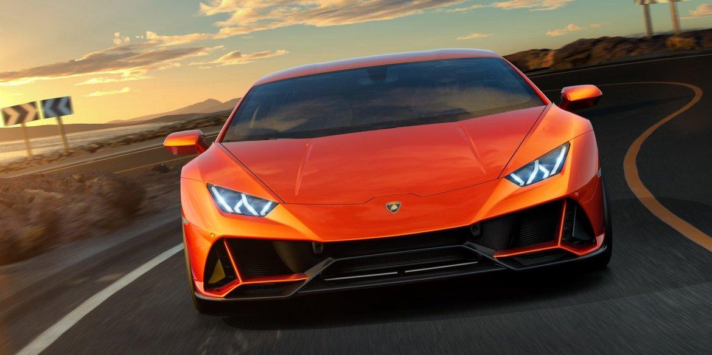 Novi Lamborghini Huracan EVO ispaljuje 640 KS