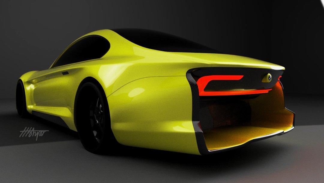 BMW potvrdio hibridnog supersportaša sa 700 KS