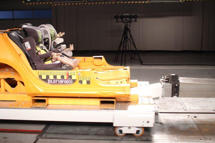 HAK testirao 24 autosjedalice, čak šest ih je loše ocjenjeno