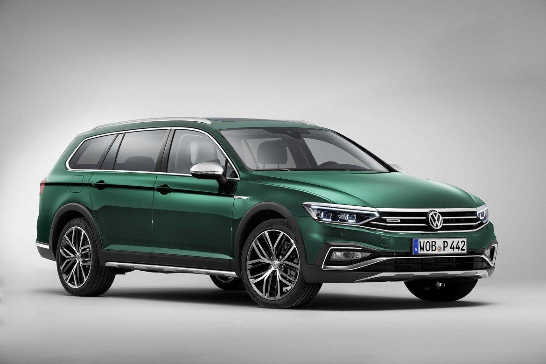 Predstavljen osvježen Volkswagen Passat osme generacije