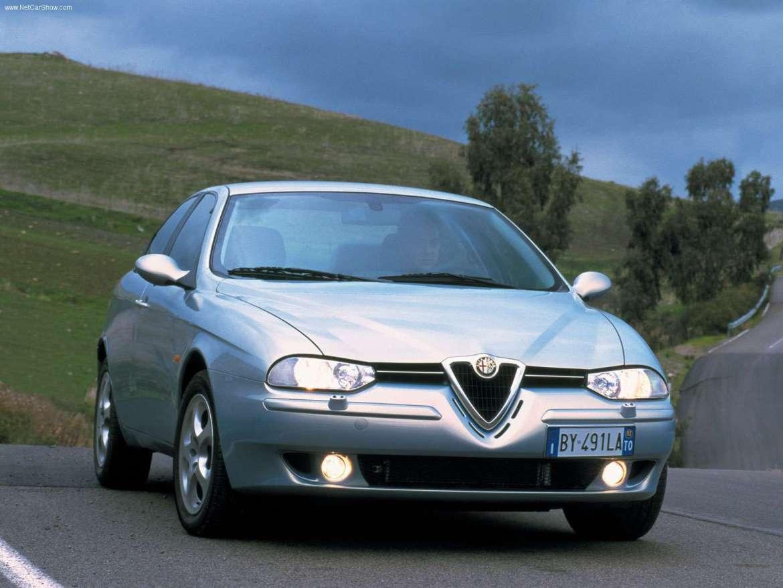 Alfa Romeo 156 s plinom ima problem s pokretanjem motora