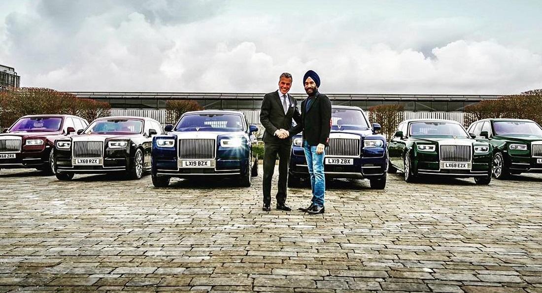 Nećete vjerovati zašto je ovaj čovjek kupio šest Rolls-Roycea