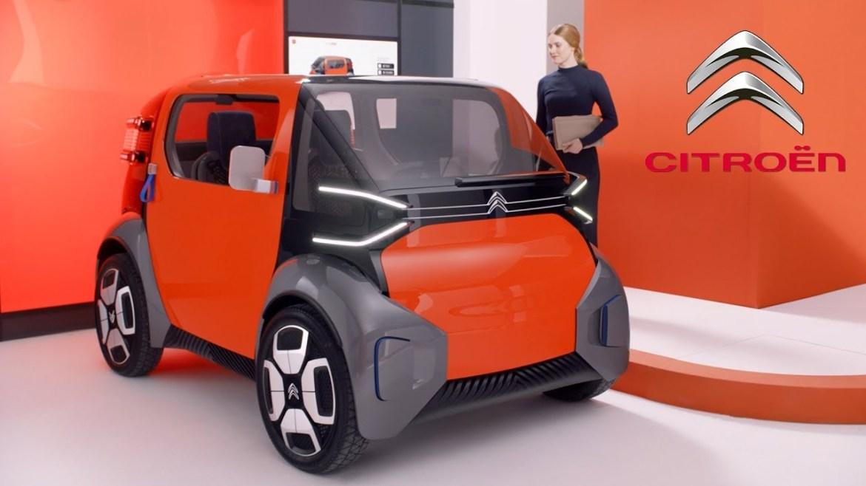 Ženeva 2019: Citroën Ami One Concept