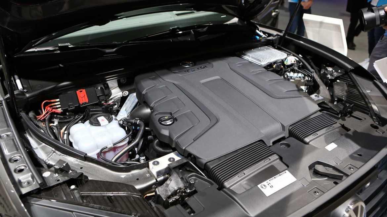 Volkswagen Touareg je zadnji model s dizelašem V8