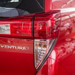 Innova New Venturer 2017 Drl Grand Avanza Cận Cảnh Toyota Giá 855 Triệu đồng