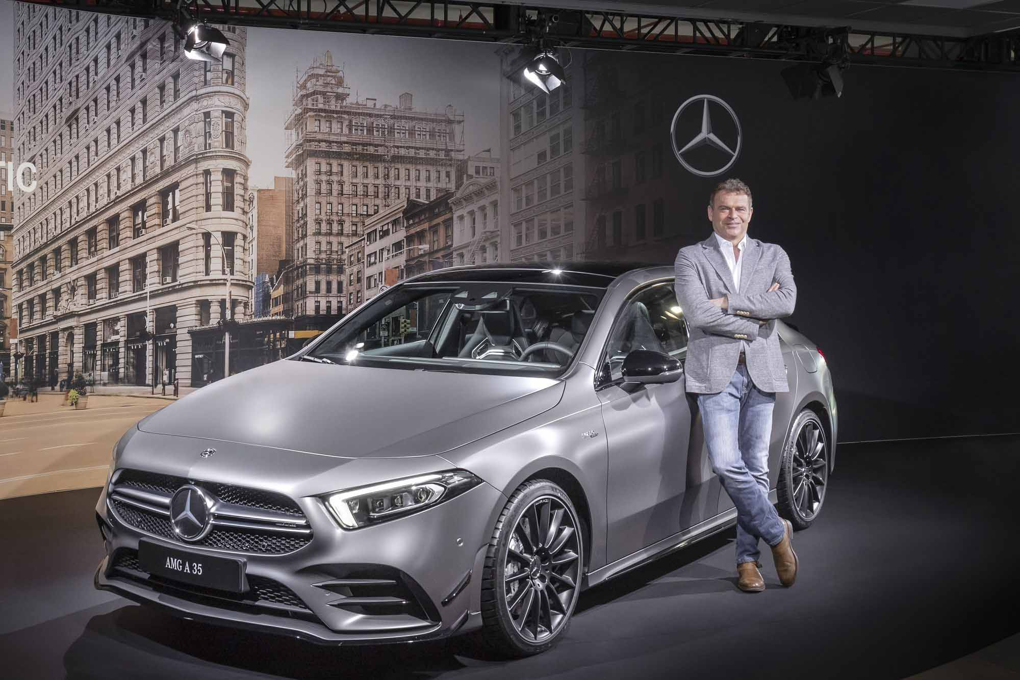 Под счастливой звездой? Бывший босс Mercedes-AMG возглавит Aston Martin