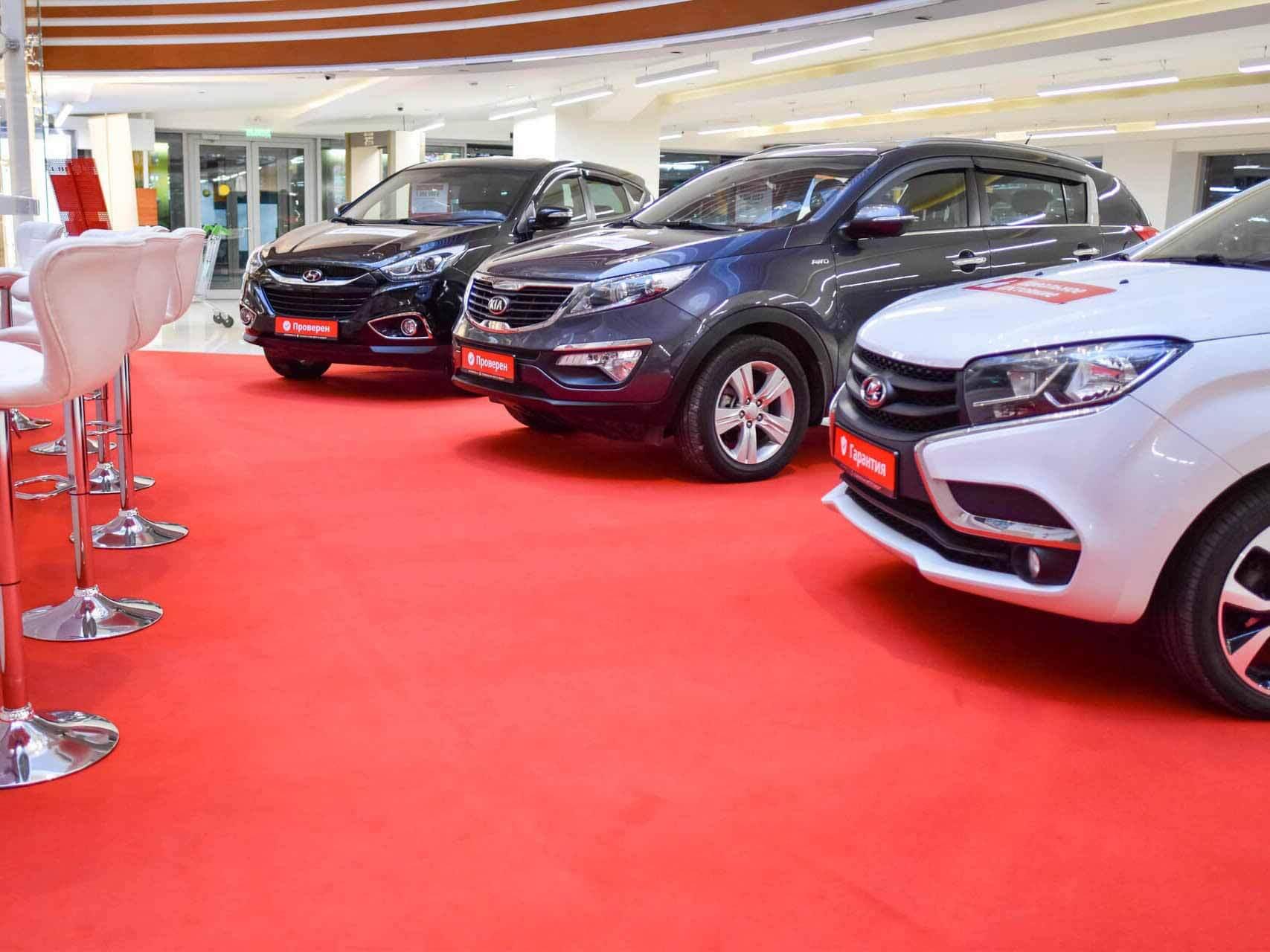 Россия не спешит продавать подержанные автомобили