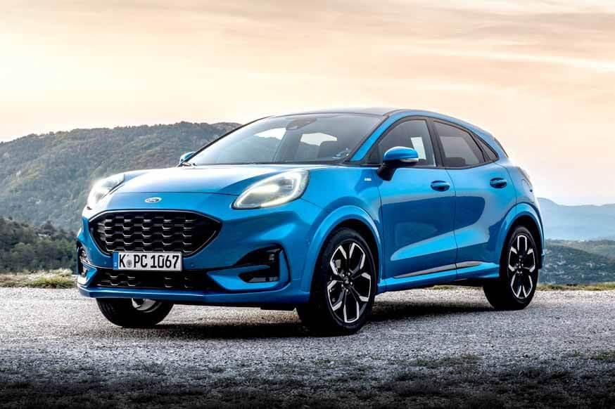 Теперь дизель: Ford расширил ассортимент двигателей, а также список кроссоверов Puma в комплектациях