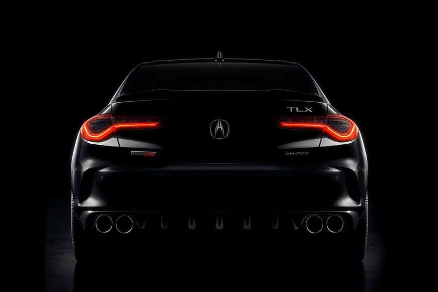Поколение Acura TLX Седан находит горячий тип S с новым Turbo Six
