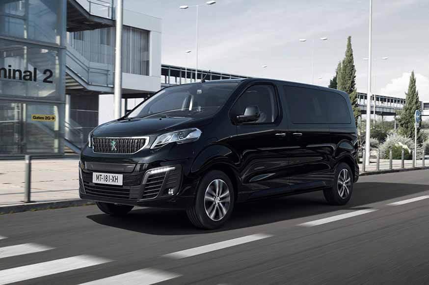 Peugeot выпускает на рынок e-Traveller: две версии батареи, три длины, до 9 мест в салоне