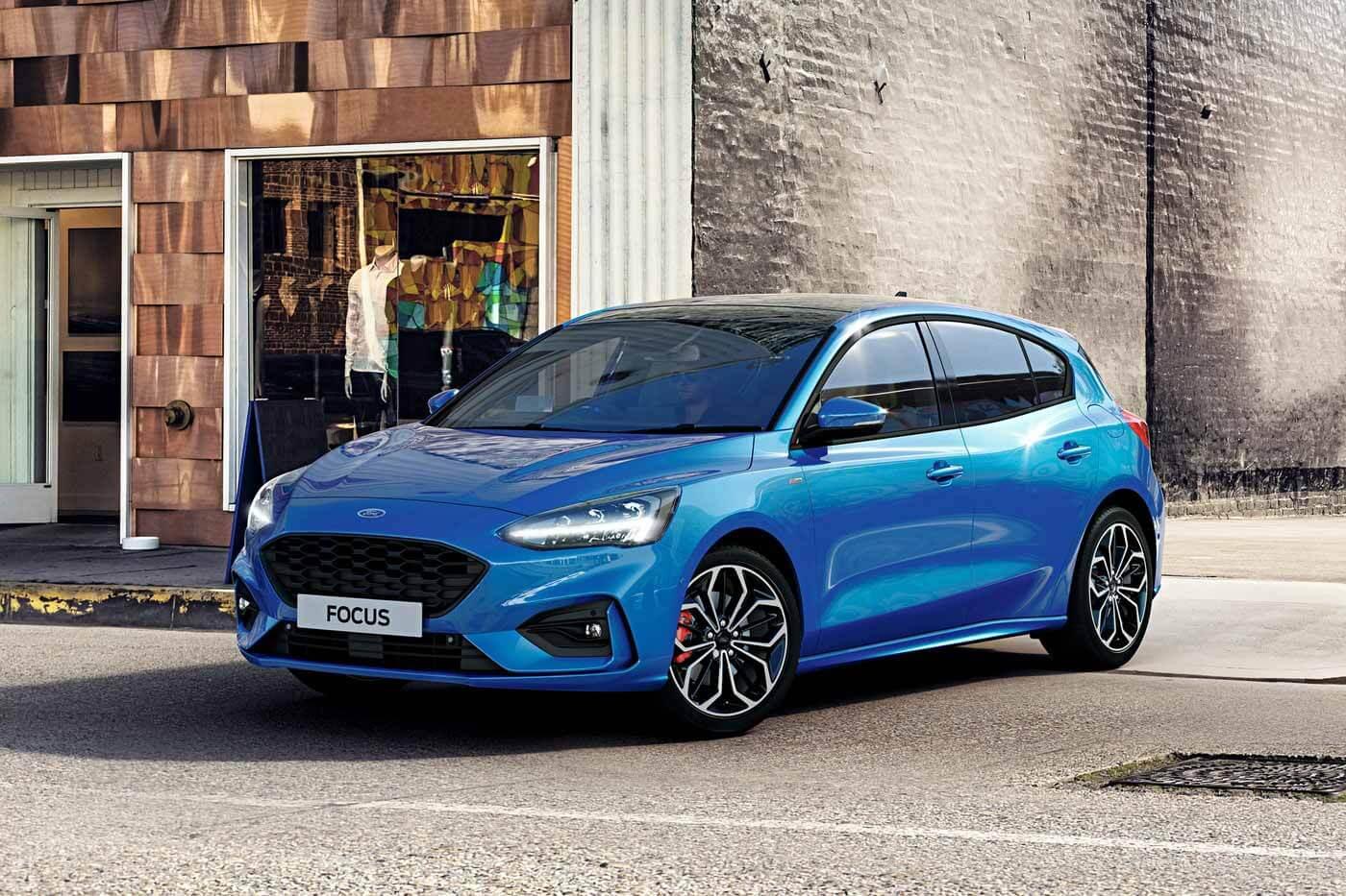Новинки для Ford Focus: двигатель мощностью 155 л.с. и цифровые устройства