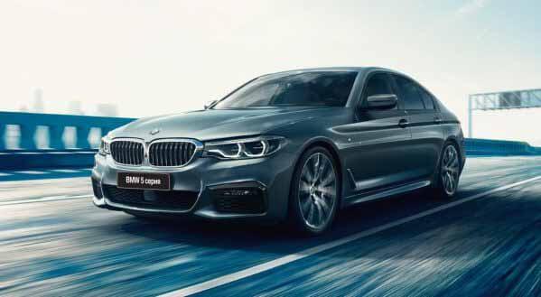 BMW отзывает 76 автомобилей в России