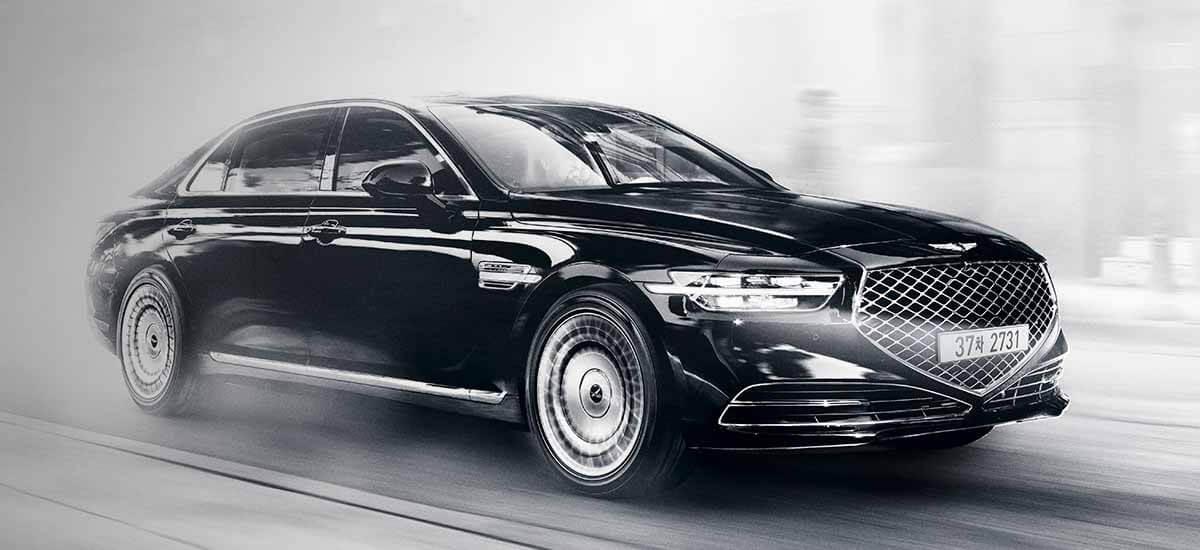Genesis поднял цены на свои автомобили в России