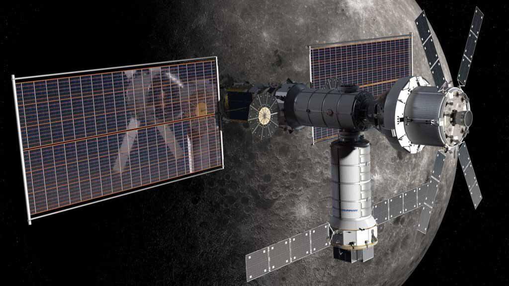 SpaceX Dragon XL может снабжать астронавтов НАСА вокруг Луны и Земли