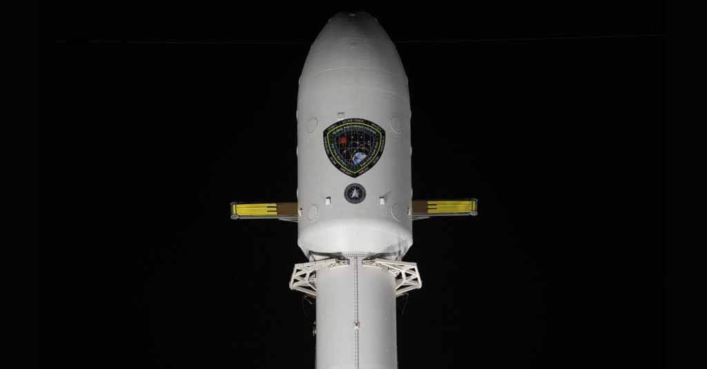 SpaceX готовится к восстановлению ракеты первым после запуска военного спутника США