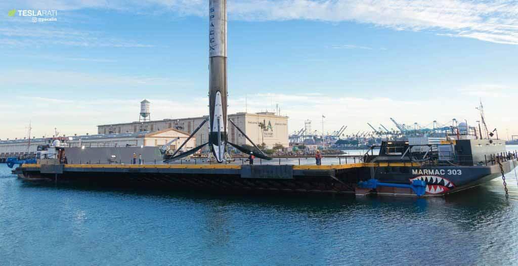 SpaceX зазвонит в успехе Crew Dragon с запуском и посадкой Starlink