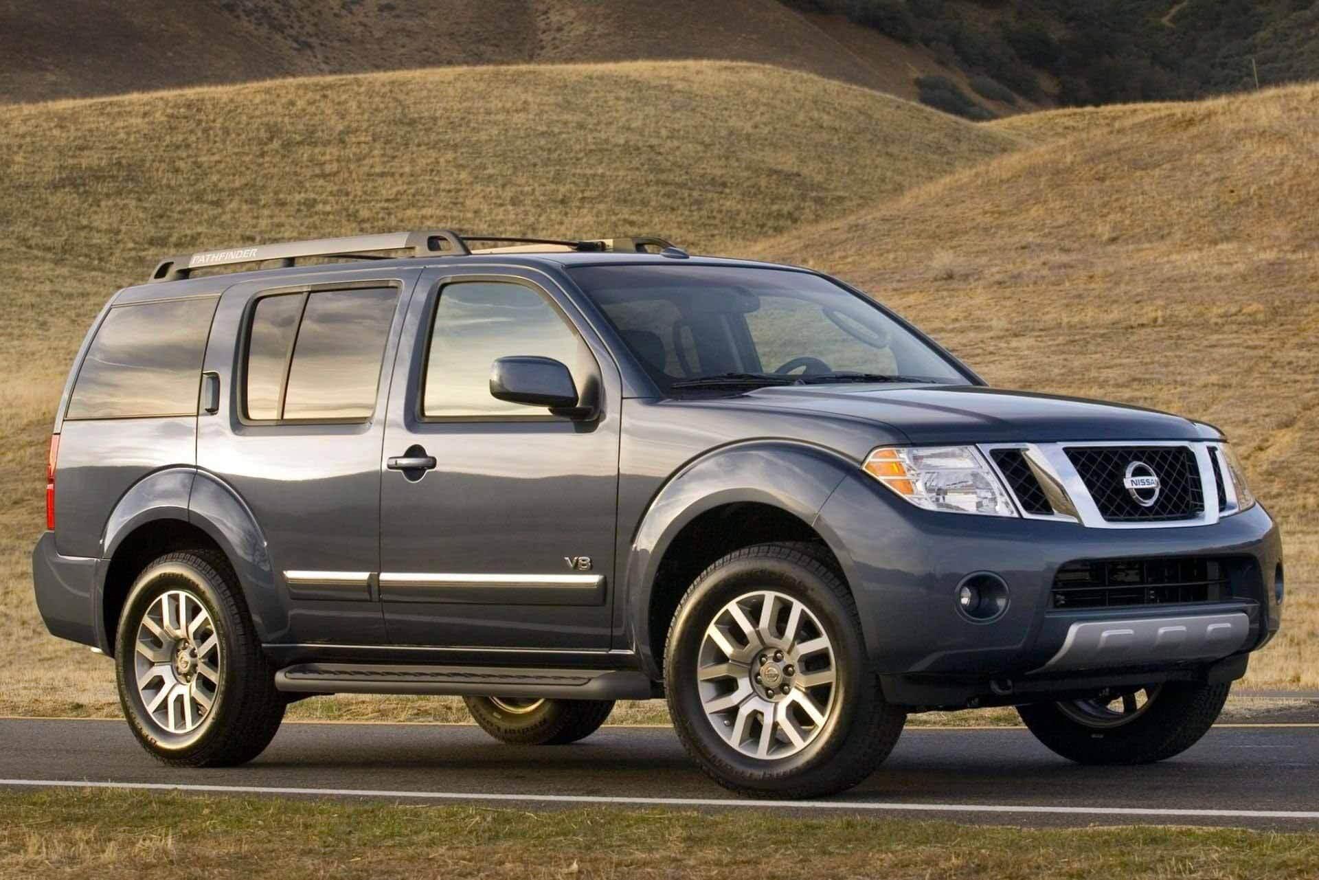 Почему Nissan Pathfinder третьего поколения - лучшее предложение для российских условий