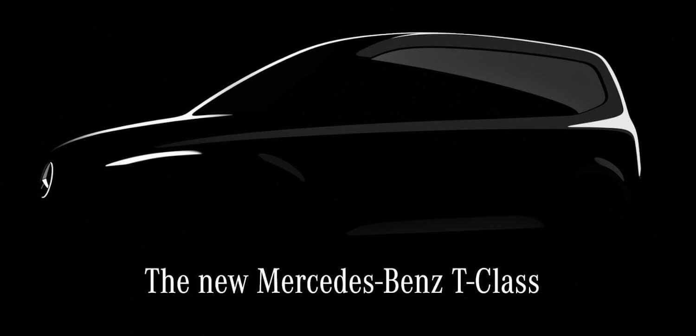 """Mercedes-Benz выпустит T-Class - Автомобильный журнал """"Двигатель"""""""