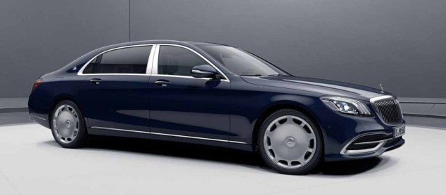 Mercedes-Maybach S560 Grand Edition