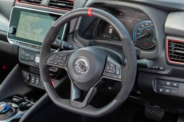 Nissan Leaf Nismo 2021 года