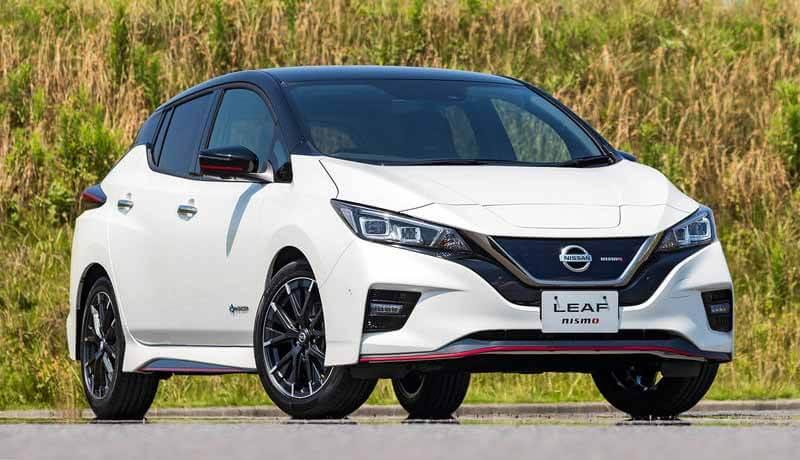 Nissan Leaf Nismo 2021
