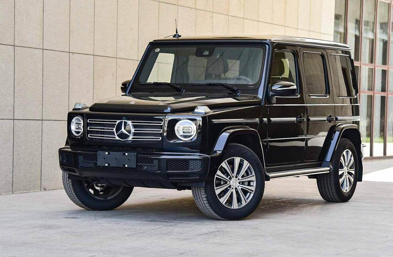 Mercedes-Benz G350 4Matic