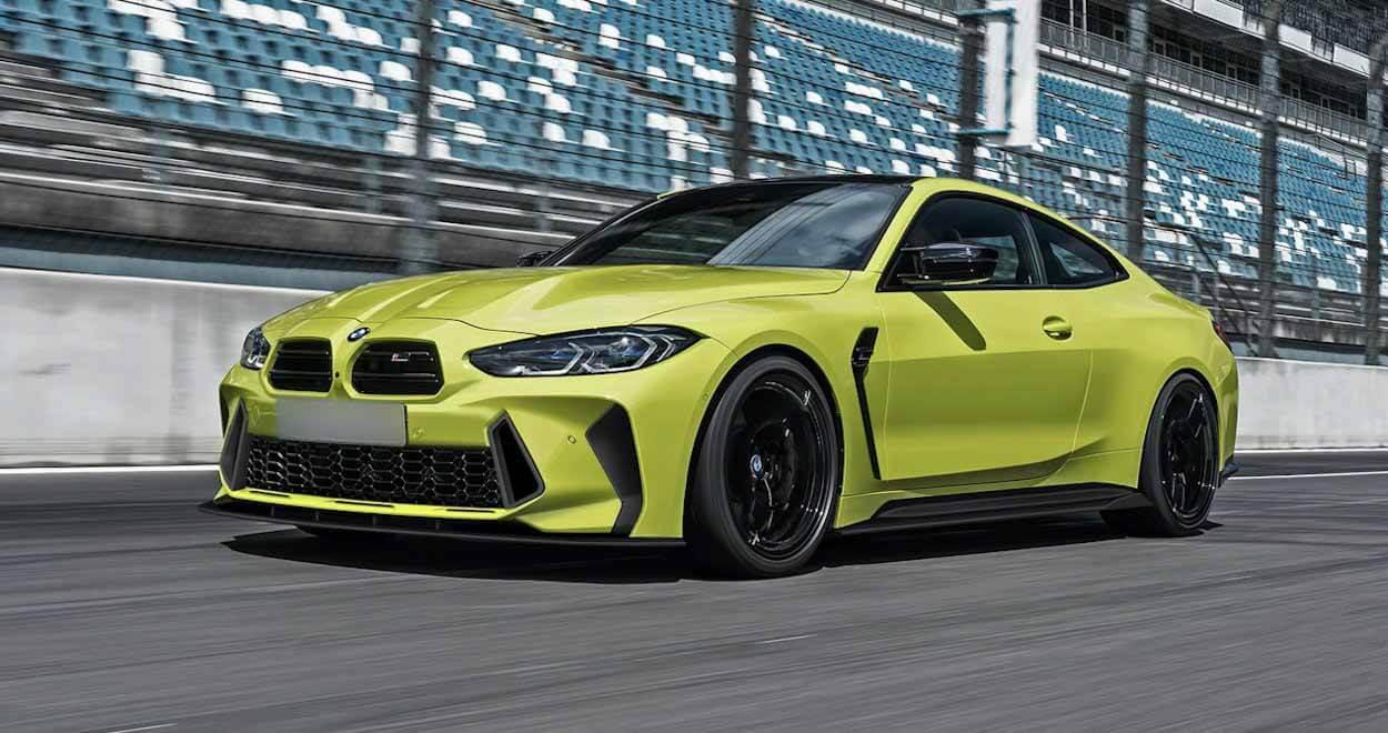 BMW M4 от Prior Design