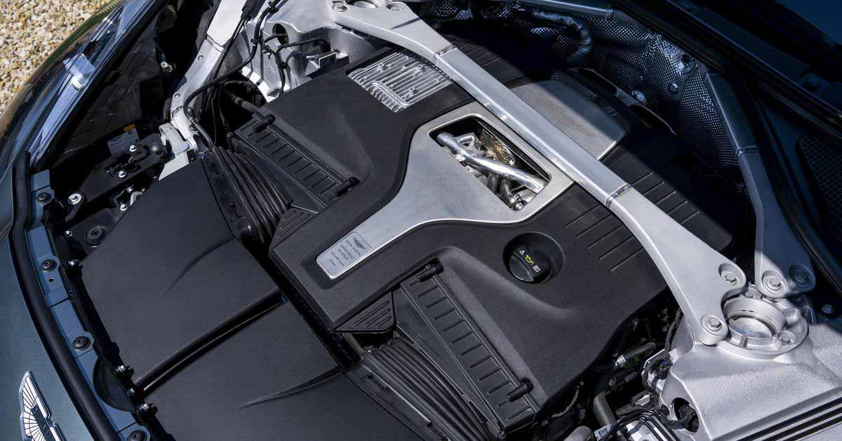 Дефицит двигателей Mercedes-AMG V8 не коснется Aston Martin - Motor