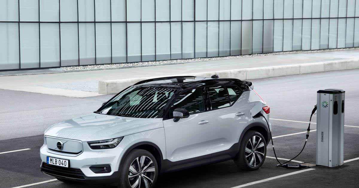 Volvo готовит для России два электрокроссовера - Motor