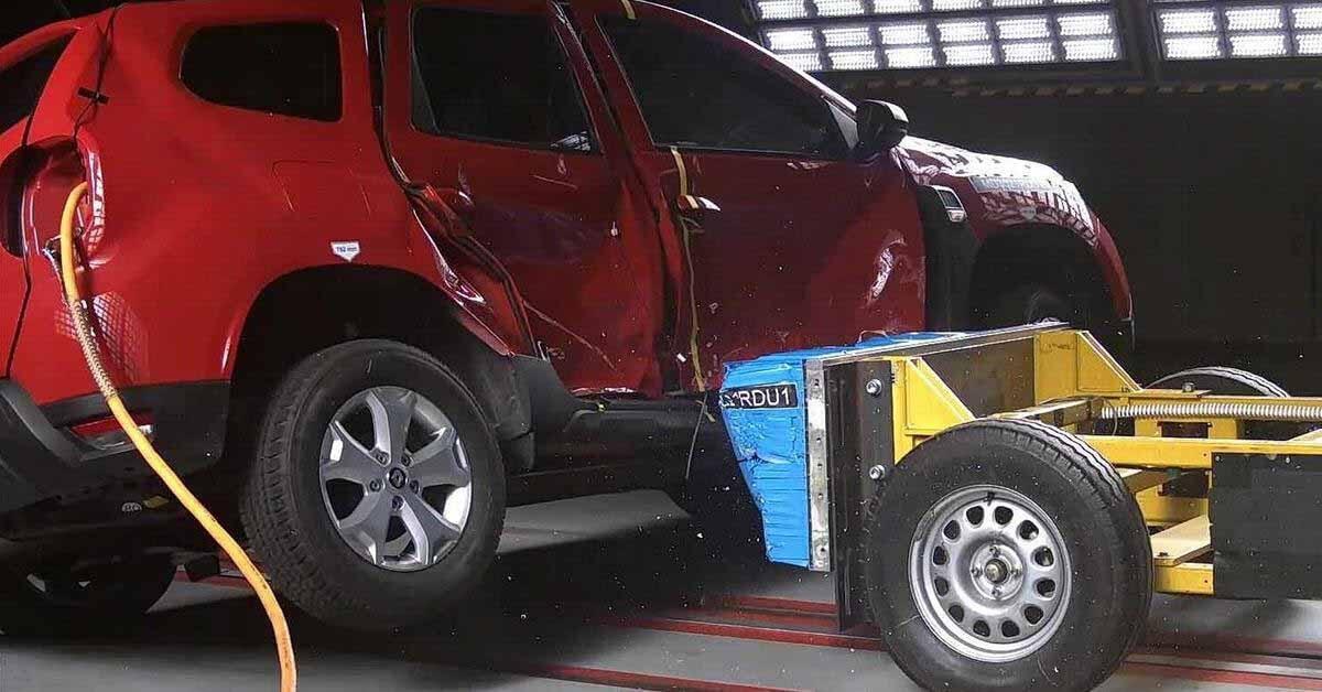 Новый Renault Duster провалил краш-тесты: возможен массовый отзыв