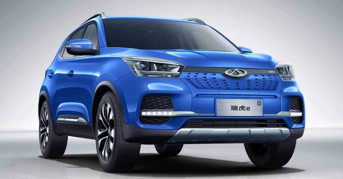 Появились новые подробности об электромобилях Chery для России - Motor