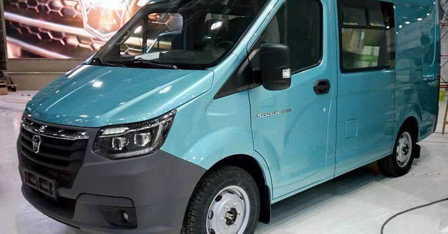 Перед премьерой показали серийную версию нового ГАЗ Соболь - Мотор