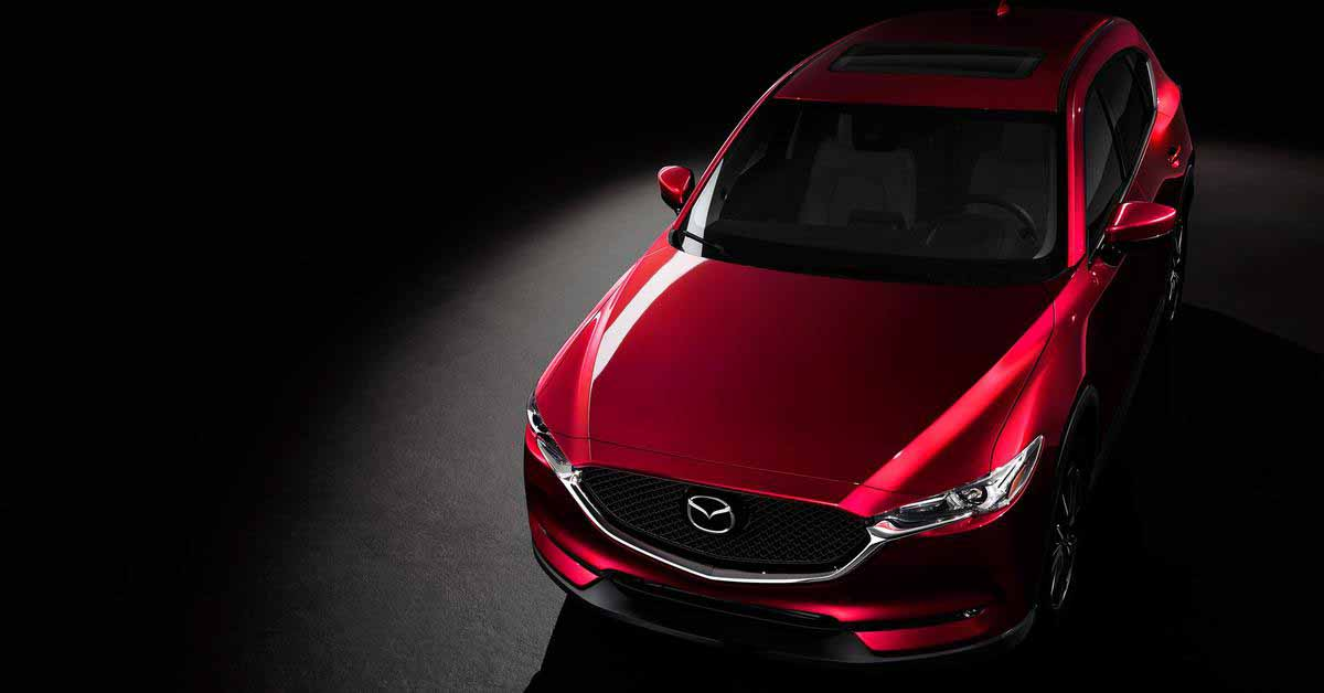 Mazda выпустит заднеприводный рядный шестицилиндровый кроссовер - Motor