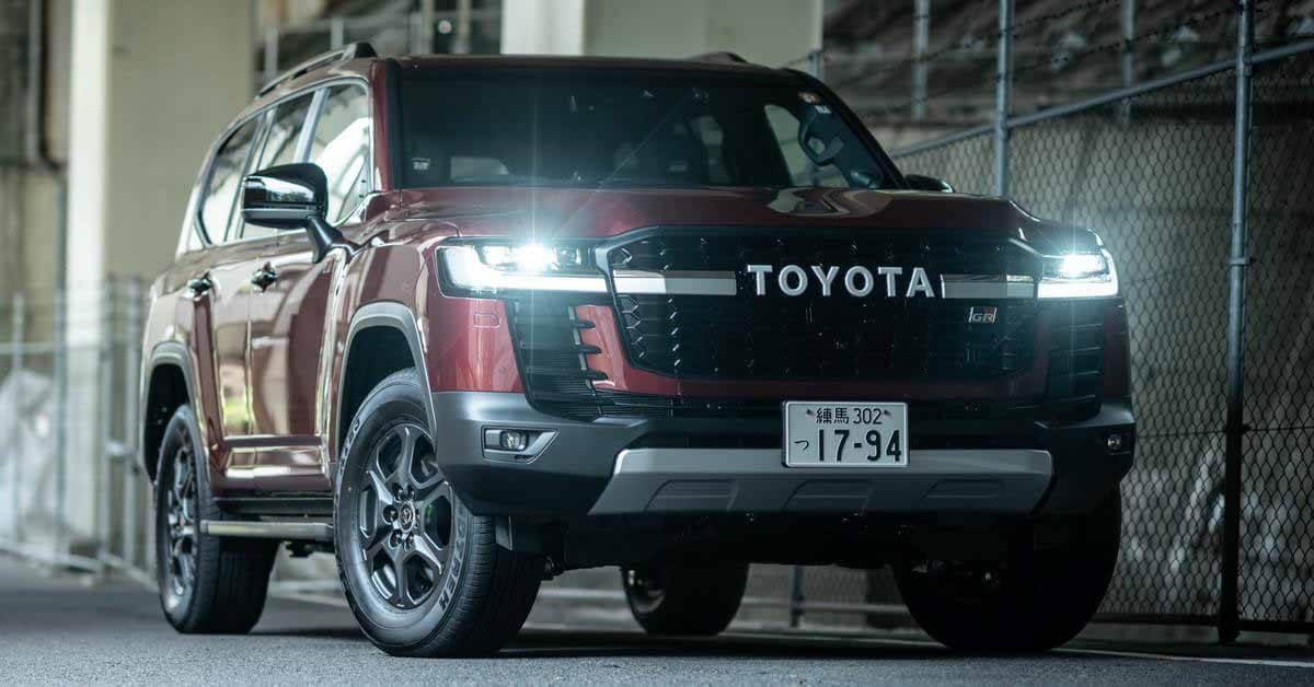Toyota приостанавливает производство Land Cruiser 300, несмотря на высокий спрос - Motor