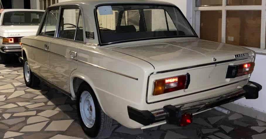 34-летние Жигули продают по цене нового Mercedes-Benz GLA