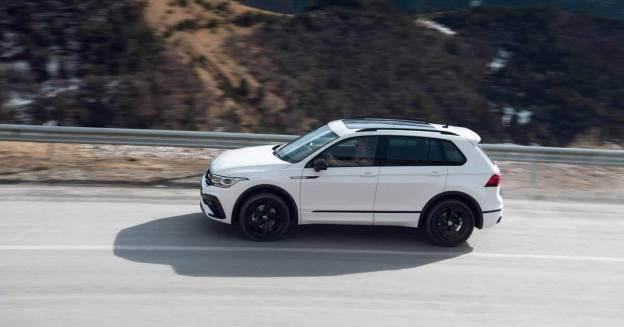 Юбилейный Volkswagen Tiguan российской сборки - Motor